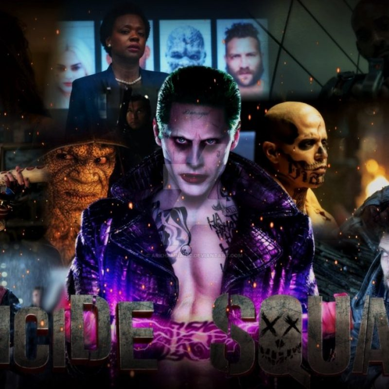 10 Latest Suicide Squad Movie Wallpaper FULL HD 1080p For PC Desktop 2018 free download suicide squad movie wallpaperarkhamnatic on deviantart 800x800