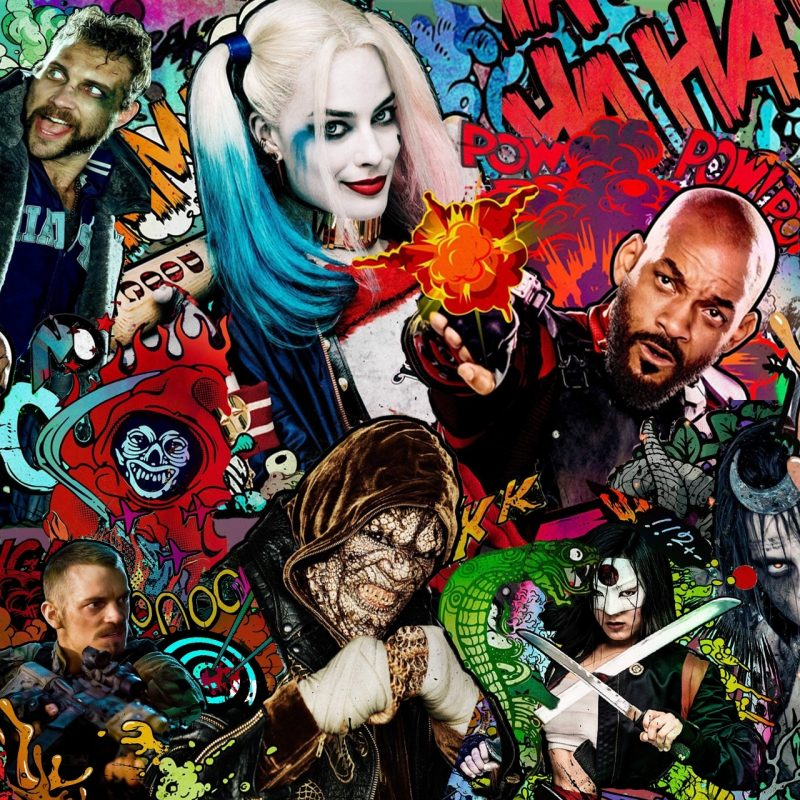 10 New Suicide Squad Wallpaper 1920X1080 FULL HD 1080p For PC Background 2018 free download suicide squad wallpaper full hd fond decran and arriere plan 800x800