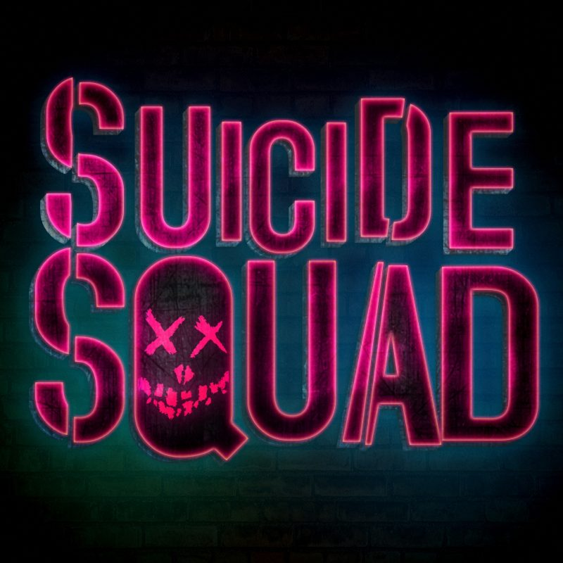10 Best Suicide Squad Logo Wallpaper FULL HD 1080p For PC Background 2020 free download suicide squad wallpaper hd logo wallpaperzone co 800x800