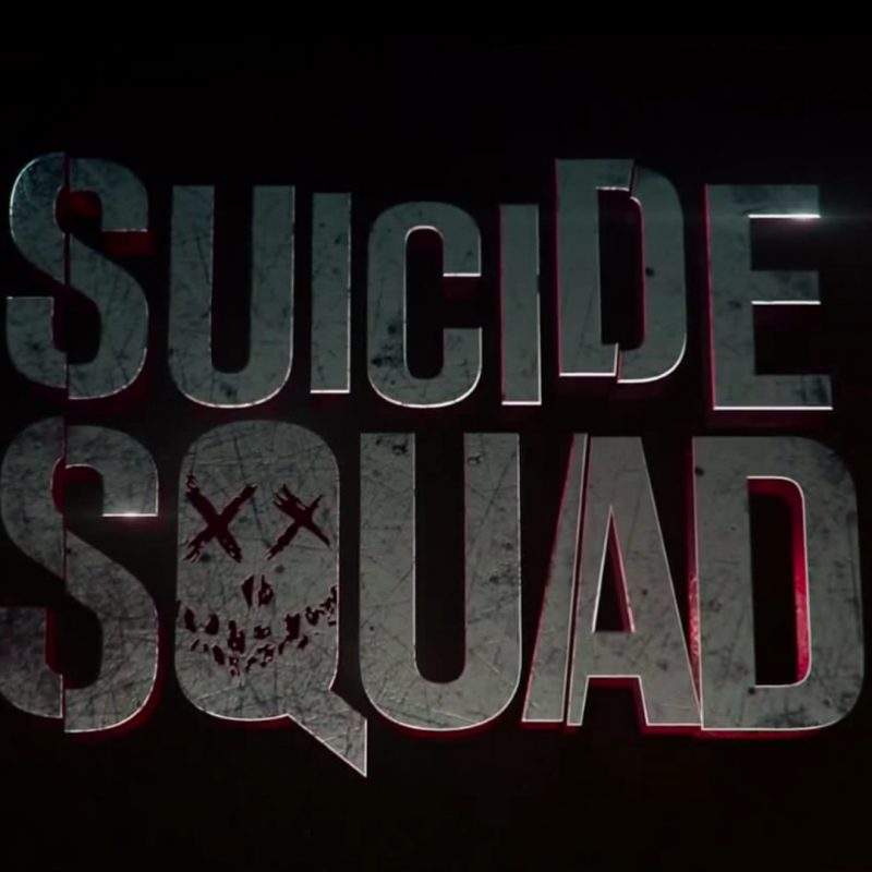 10 Best Suicide Squad Logo Wallpaper FULL HD 1080p For PC Background 2020 free download suicide squad wallpaper logo wallpaperzone co 800x800