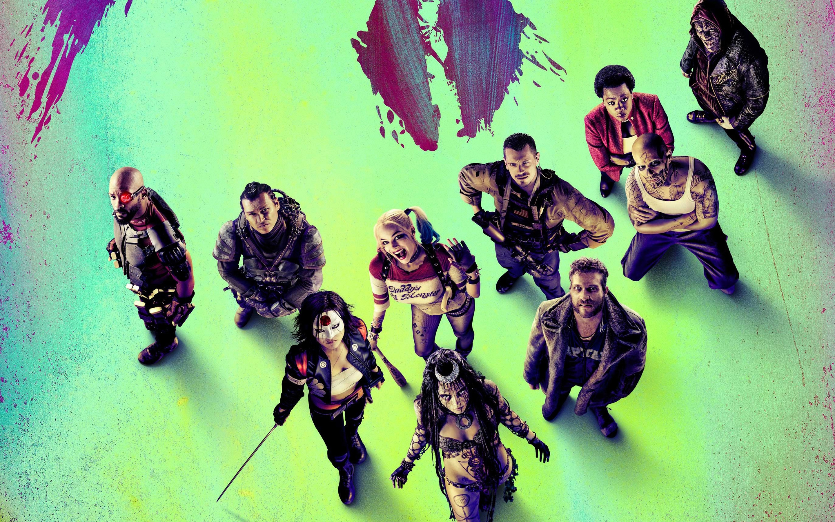 suicide squad wallpapers | hd wallpapers | id #16700