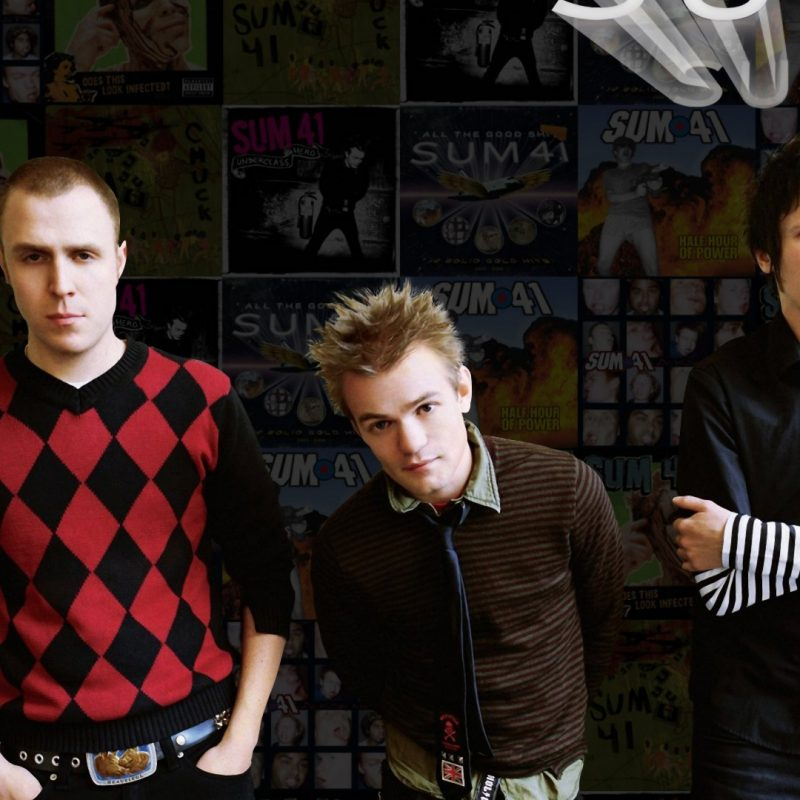 10 Best Sum 41 Wall Paper FULL HD 1920×1080 For PC Background 2020 free download sum 41 full hd fond decran and arriere plan 1920x1080 id198648 800x800