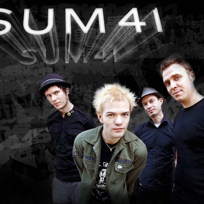10 Best Sum 41 Wall Paper FULL HD 1920×1080 For PC Background 2020 free download sum 41 wallpaper 40023210 1280x1024 desktop download page 800x800