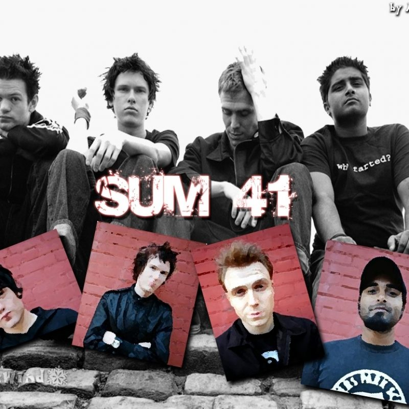 10 Best Sum 41 Wall Paper FULL HD 1920×1080 For PC Background 2020 free download sum 41 wallpaperarticwind on deviantart 800x800