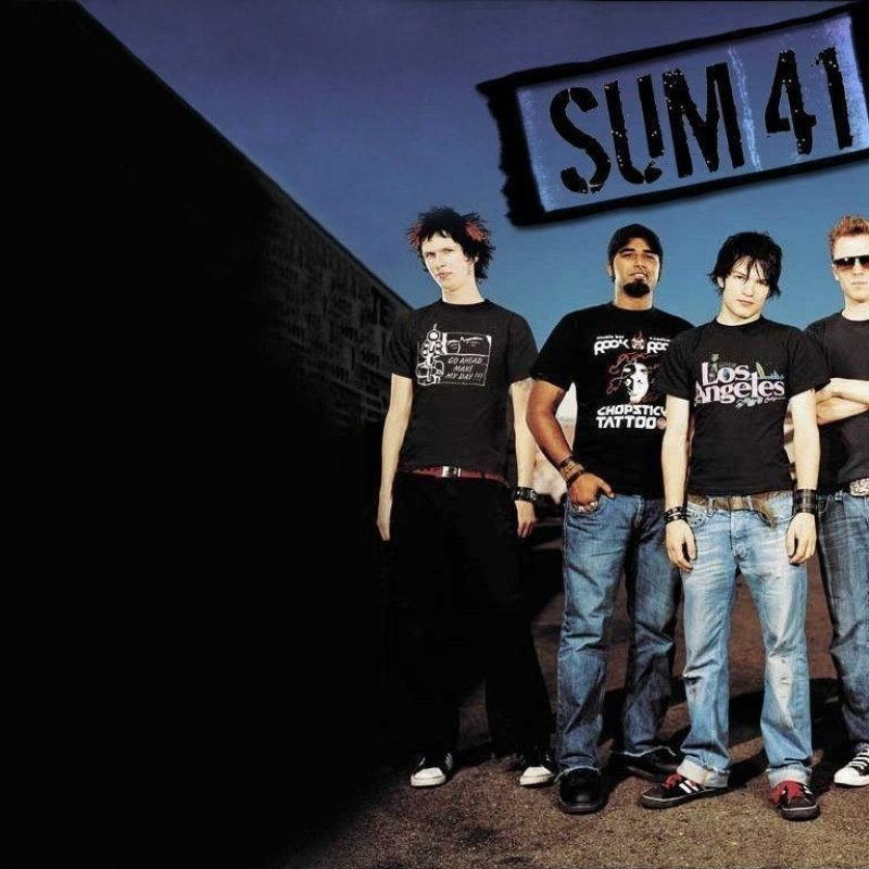 10 Best Sum 41 Wall Paper FULL HD 1920×1080 For PC Background 2020 free download sum 41 wallpapers wallpaper cave 1 800x800