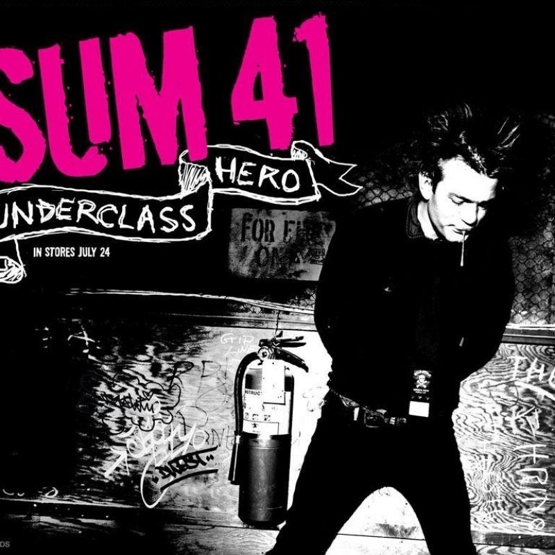 10 Best Sum 41 Wall Paper FULL HD 1920×1080 For PC Background 2020 free download sum 41 wallpapers wallpaper cave 800x800