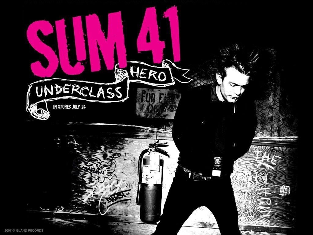 sum 41 wallpapers - wallpaper cave