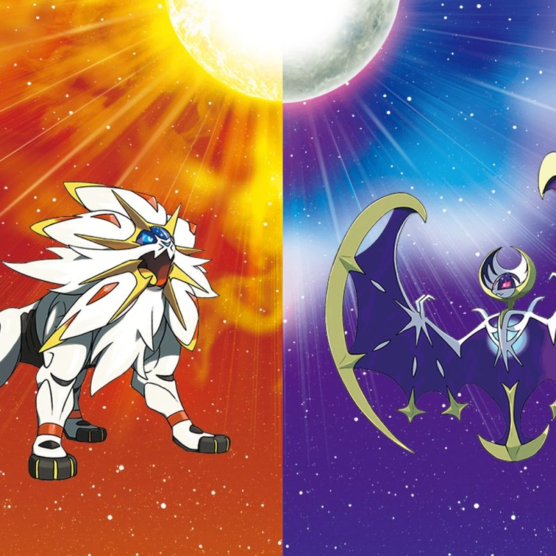 10 Best Pokemon Sun Moon Background FULL HD 1920×1080 For PC Desktop 2018 free download sun and moon background pokemon round designs 800x800