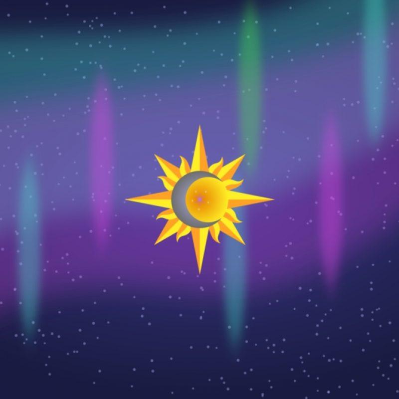 10 Most Popular Moon And Sun Wallpapers FULL HD 1080p For PC Desktop 2018 free download sun moon and stars wallpaperthe intelligentleman on deviantart 2 800x800
