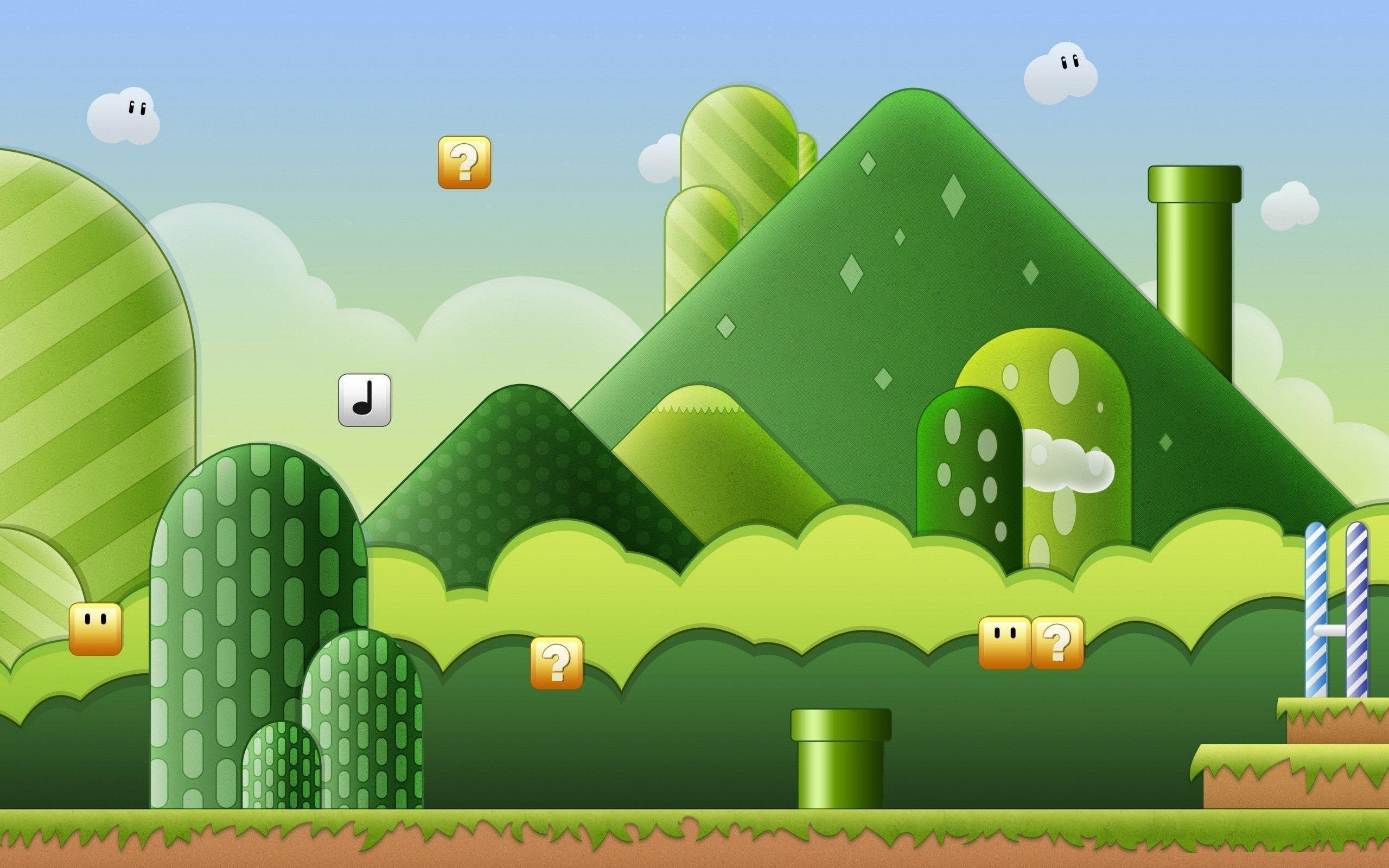super mario backgrounds - wallpaper cave