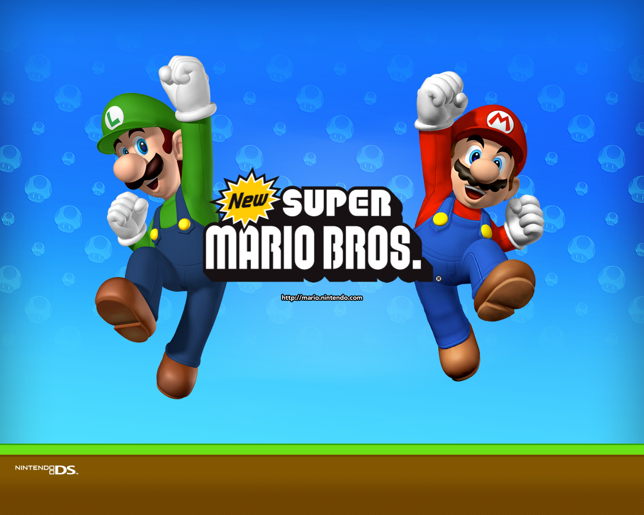 super mario bilder new super mario brothers hintergrund hd