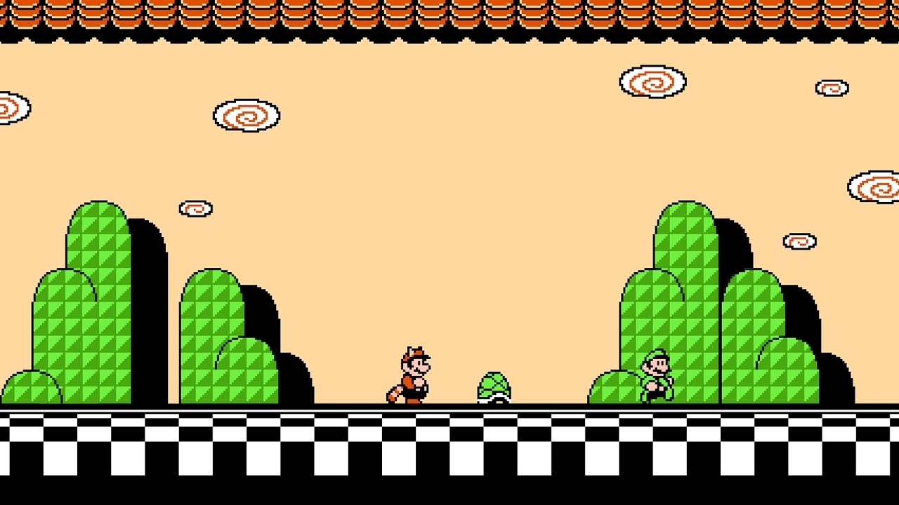 super mario bros. 3 - athletic (groundbreaking remix) - youtube