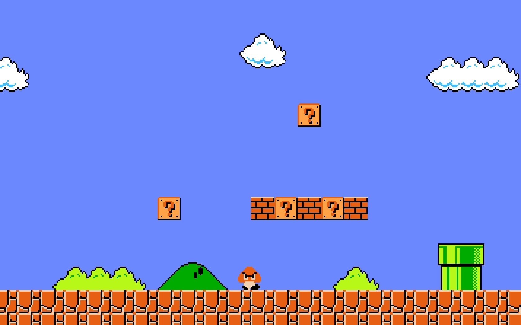 10 Top 8 Bit Mario Background FULL HD 1080p For PC Desktop