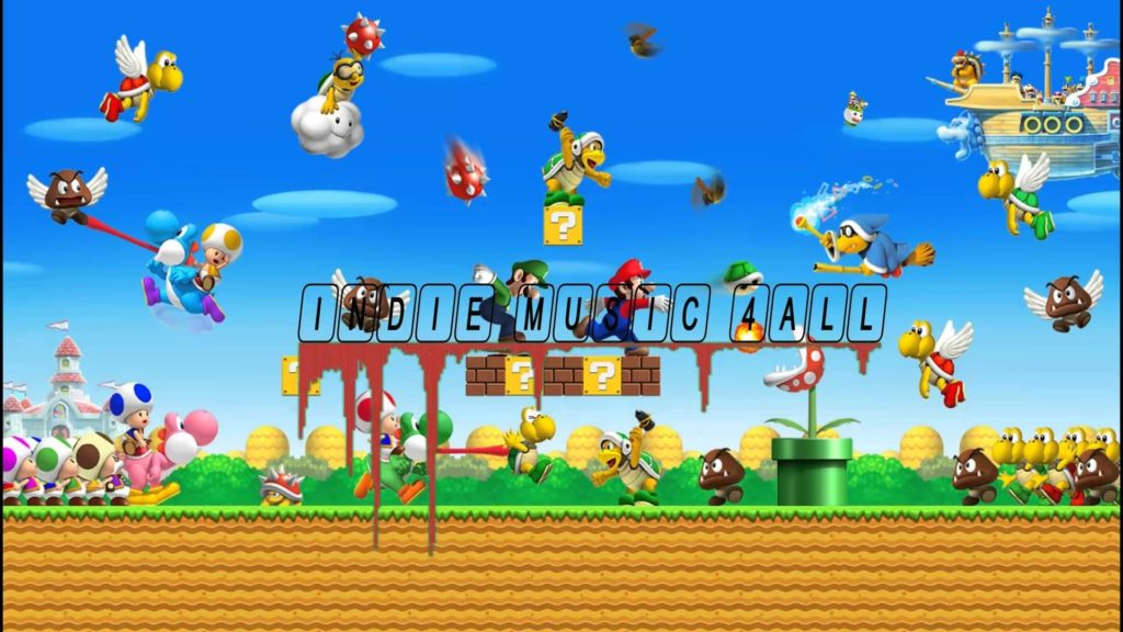 10 New Super Mario Back Ground FULL HD 1080p For PC Desktop 2018 free download super mario bros background music youtube 1024x576