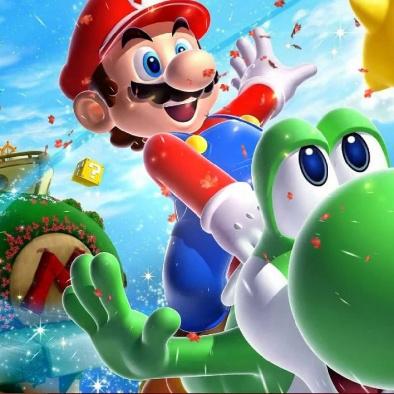 10 Best Super Mario Galaxy 2 Wallpaper FULL HD 1920×1080 For PC Background 2018 free download super mario galaxy 2 wallpaper showcase youtube 800x800