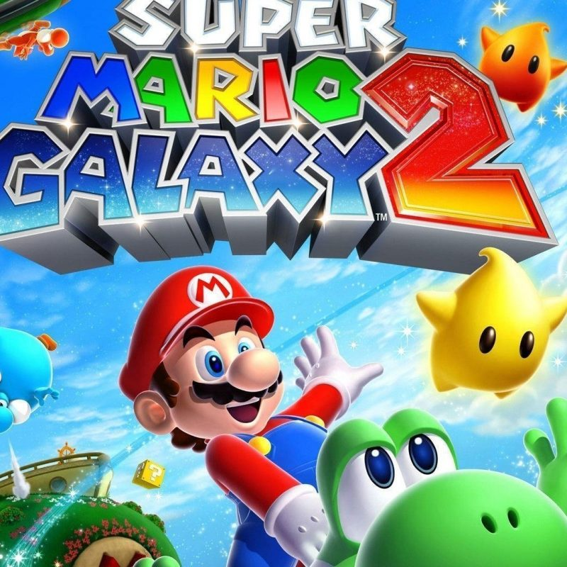 10 Best Super Mario Galaxy 2 Wallpaper FULL HD 1920×1080 For PC Background 2018 free download super mario galaxy 2 wallpapers hd wallpaper cave 800x800