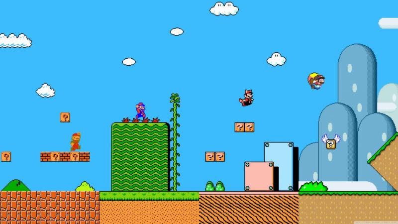 10 Most Popular Super Mario World Wallpaper Hd FULL HD 1080p For PC Background 2020 free download super mario history e29da4 4k hd desktop wallpaper for e280a2 dual monitor 800x450