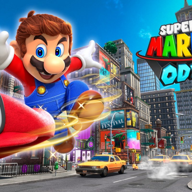 10 Top Super Mario Odyssey Wallpaper FULL HD 1920×1080 For PC Background 2018 free download super mario odyssey soffre une sublime video jvfrance 800x800