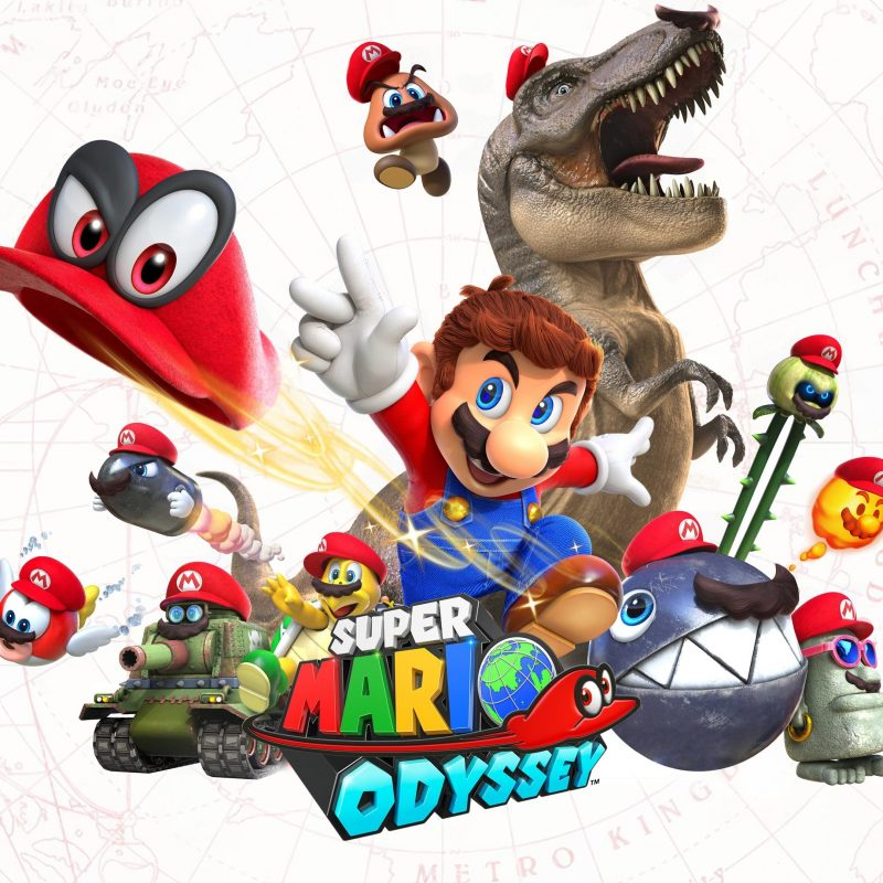 10 Top Super Mario Odyssey Wallpaper FULL HD 1920×1080 For PC Background 2018 free download super mario odyssey wallpapers wallpaper cave 800x800
