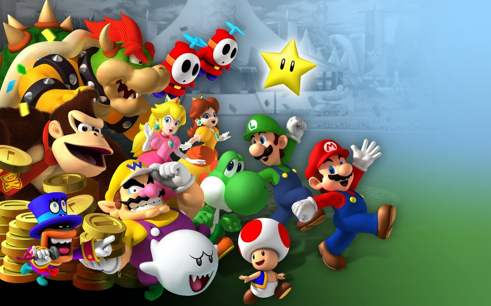 super mario wallpaper 5089 1600x1000 px ~ hdwallsource