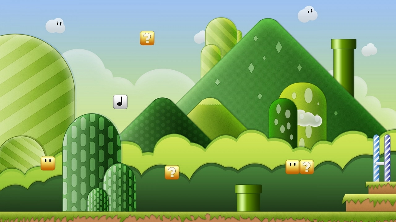 super mario world hd wallpaper for android - android live