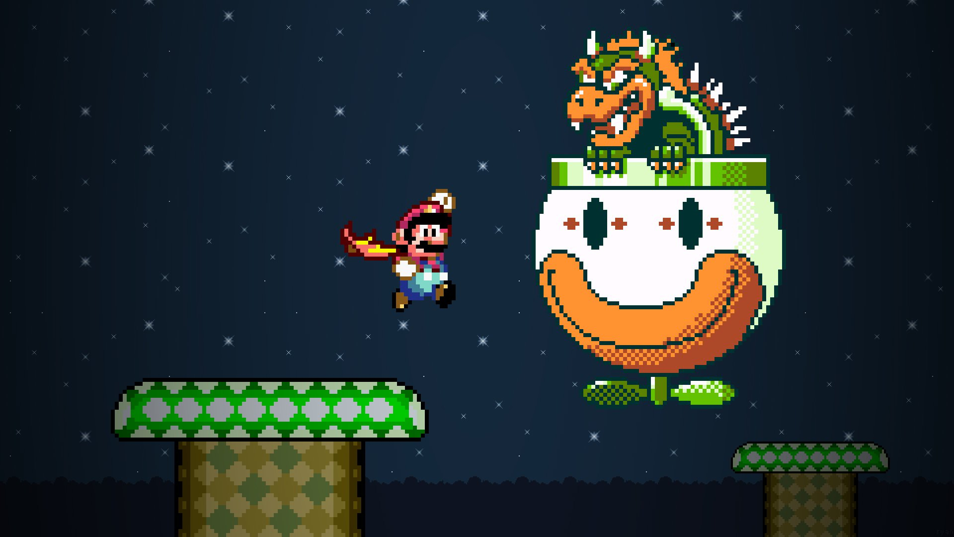 super mario world hd wallpaper | hintergrund | 1920x1080 | id:569291