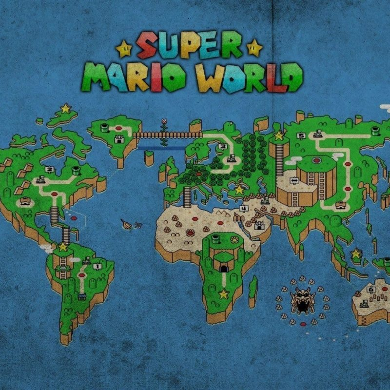 10 Top Super Mario World Map Wallpaper FULL HD 1920×1080 For PC Desktop 2020 free download super mario world map wallpaper fresh super mario world map 800x800