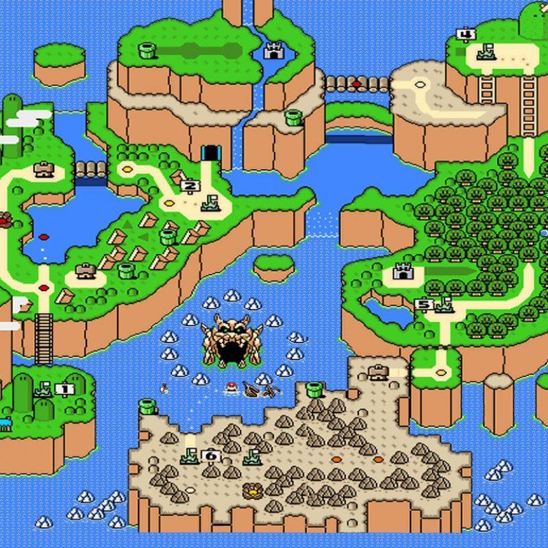 10 Top Super Mario World Map Wallpaper FULL HD 1920×1080 For PC Desktop 2020 free download super mario world map wallpaper iamgab 800x800