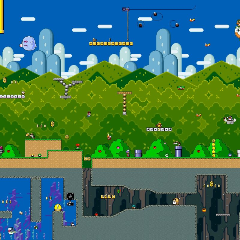 10 Top Super Mario World Map Wallpaper FULL HD 1920×1080 For PC Desktop 2018 free download super mario world wallpapers wallpaper cave 800x800