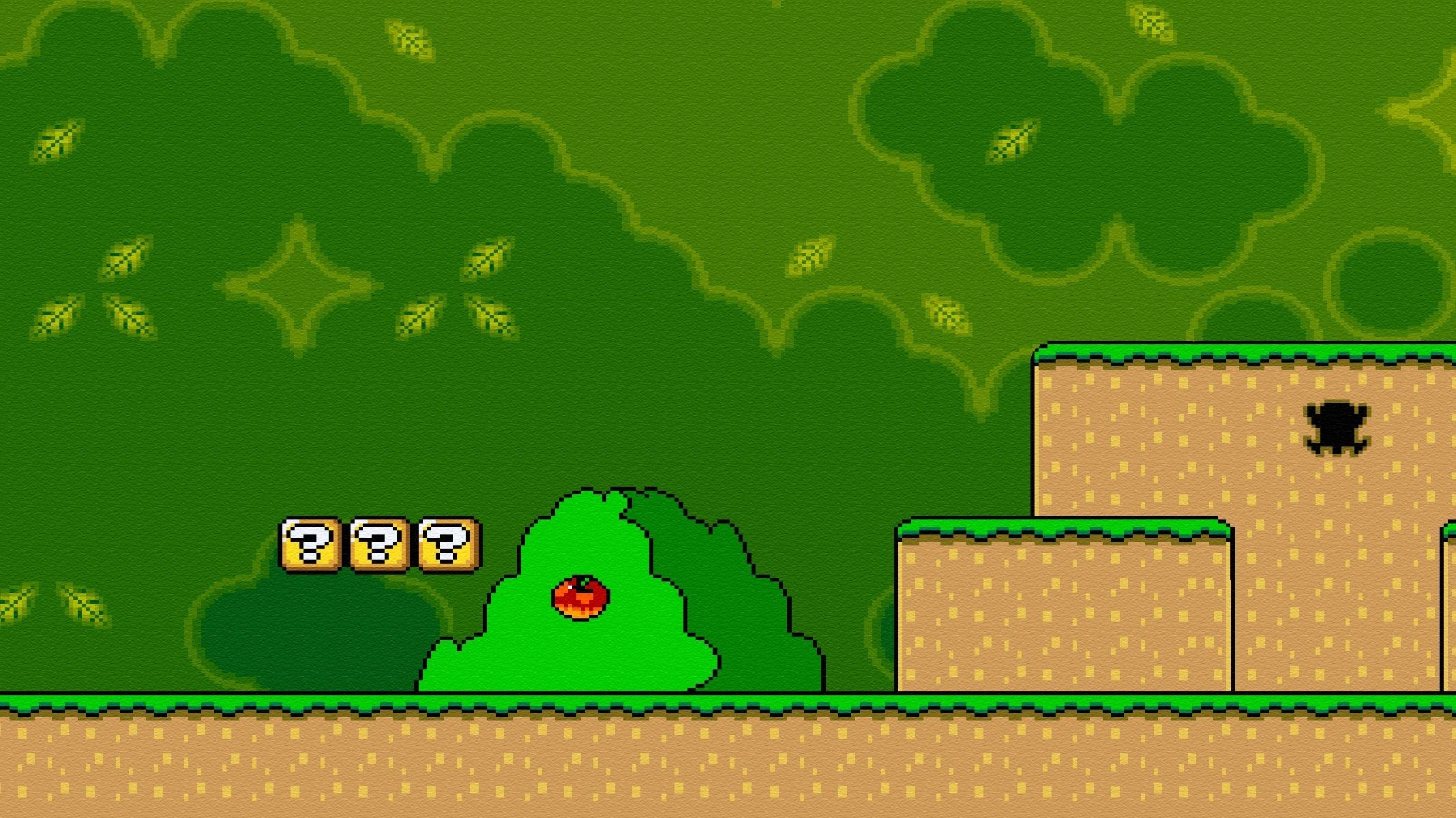super mario world wallpapers - wallpaper cave