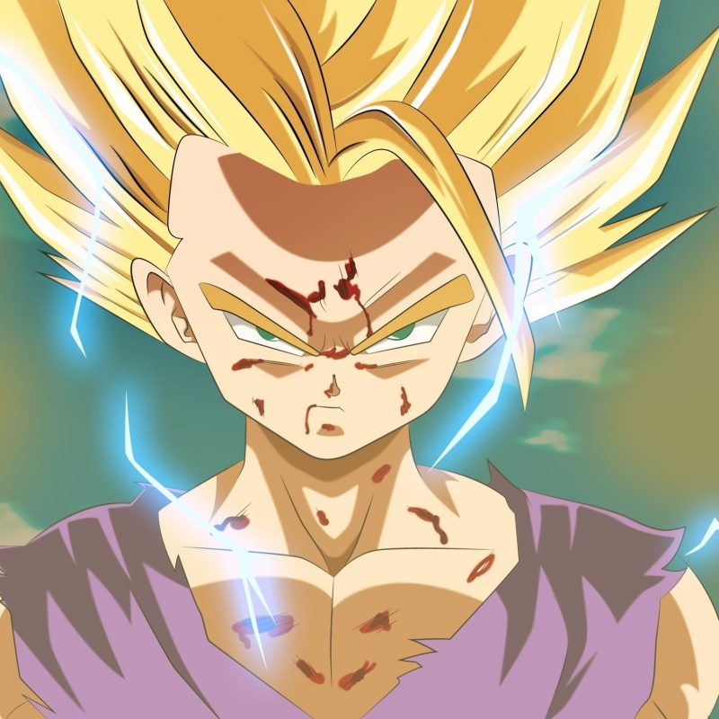 10 New Super Saiyan 2 Gohan Wallpaper FULL HD 1080p For PC Desktop 2018 free download super saiyan 2 gohan wallpaper 62 images 800x800