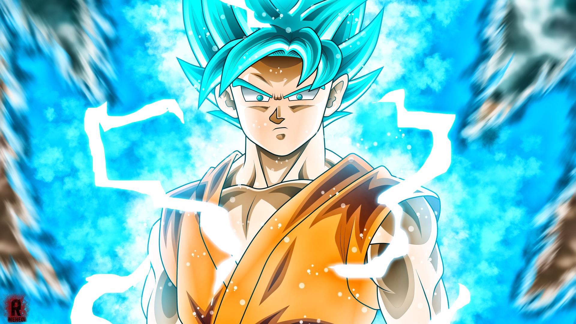 Title Super Saiyan Blue Goku Wallpapers Wallpaper Cave Dimension 1920 X 1080 File Type JPG JPEG