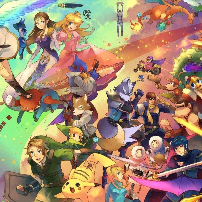 10 Most Popular Super Smash Bros Background FULL HD 1080p For PC Background 2021 free download super smash bros wallpapers wallpaper cave 800x800