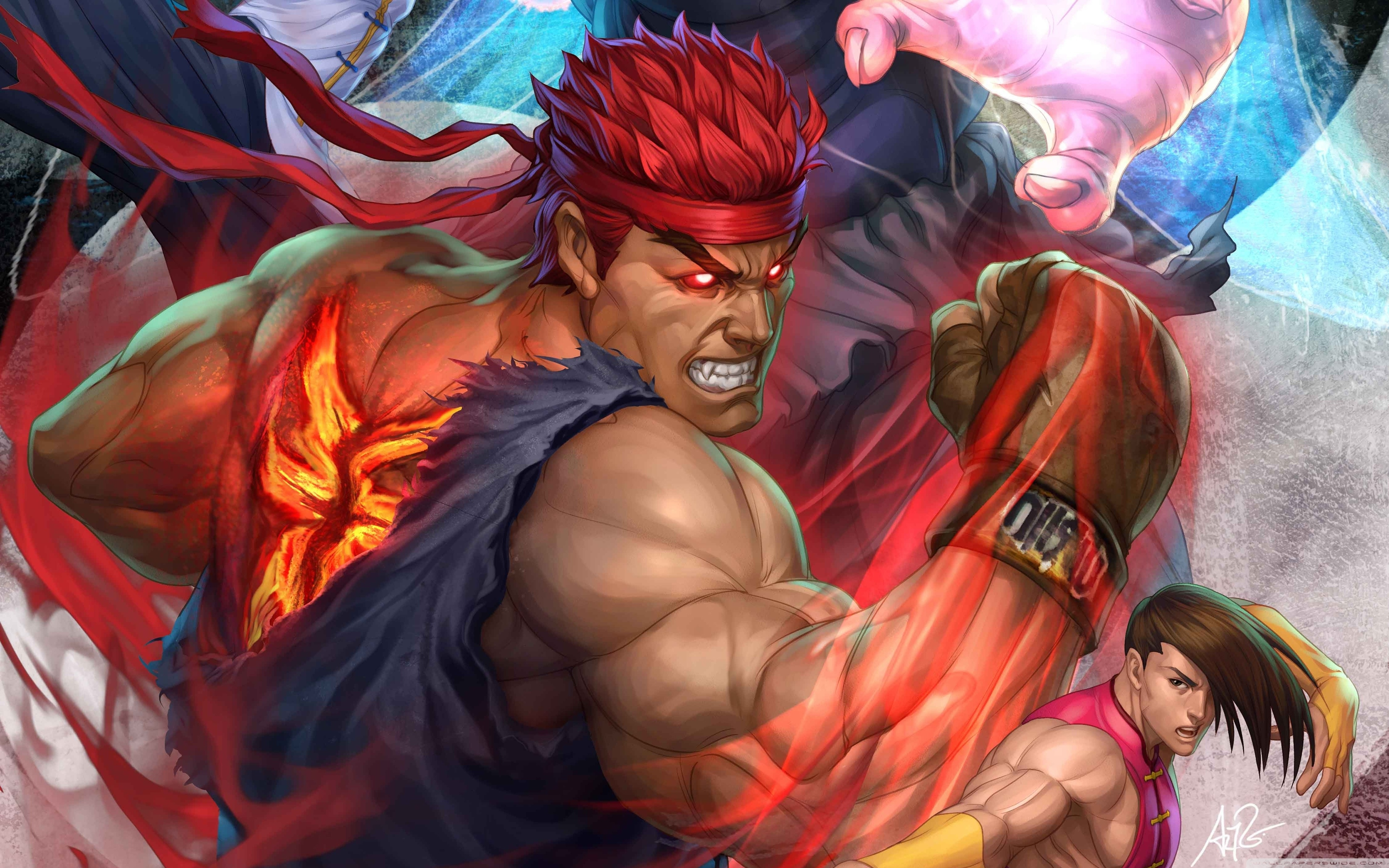 super street fighter arcade edition ❤ 4k hd desktop wallpaper for