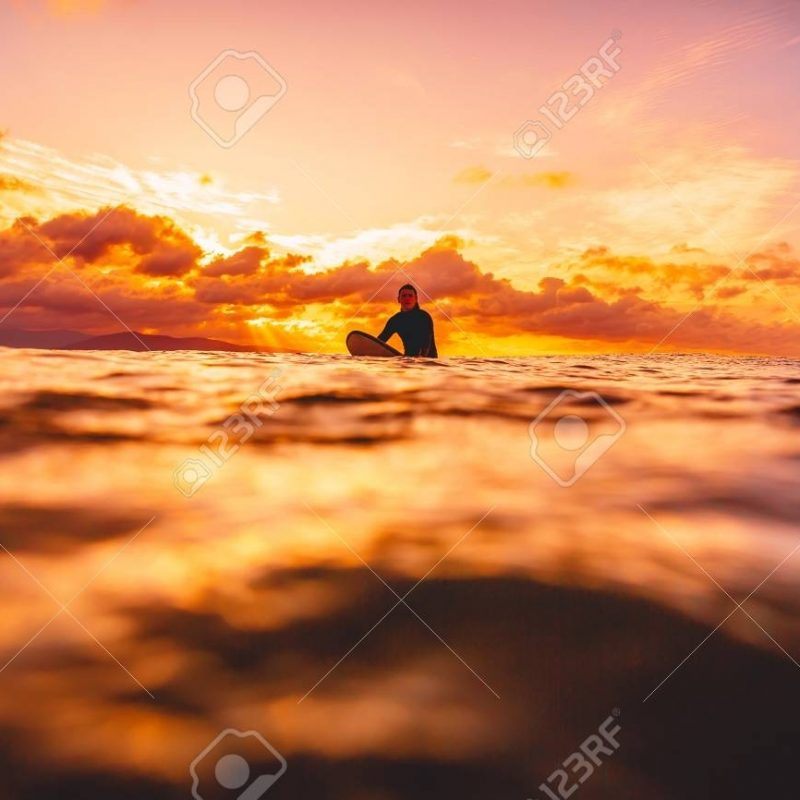 10 New Pictures Of The Ocean At Sunset FULL HD 1080p For PC Background 2020 free download surfer in the ocean at sunset or sunrise winter surfing in ocean 800x800