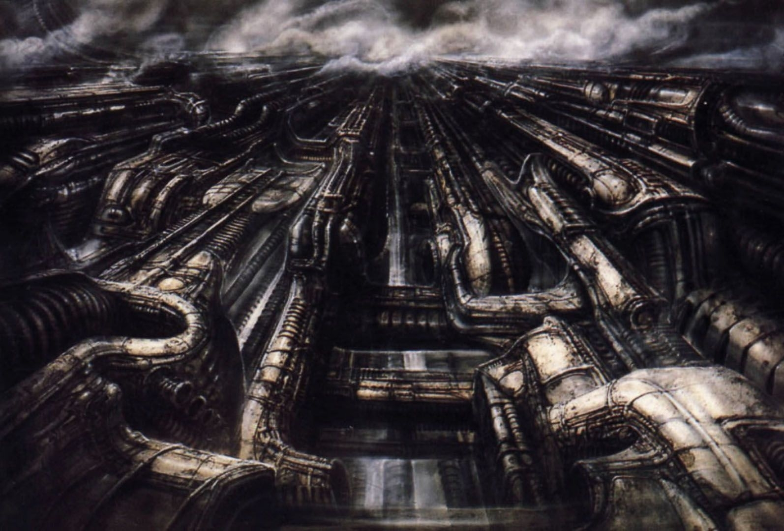 10 Top Hr Giger Biomechanical Wallpaper FULL HD 1920×1080 For PC Background