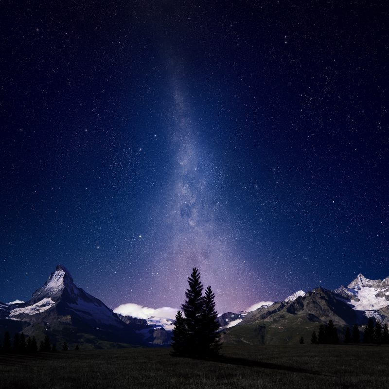 10 Top The Night Sky Wallpaper FULL HD 1080p For PC Background 2018 free download swiss alps night sky wallpapers hd wallpapers id 12831 1 800x800
