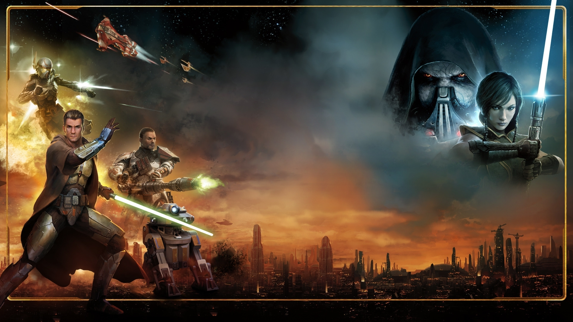 swtor wallpapers 1920x1080 (80+ images)