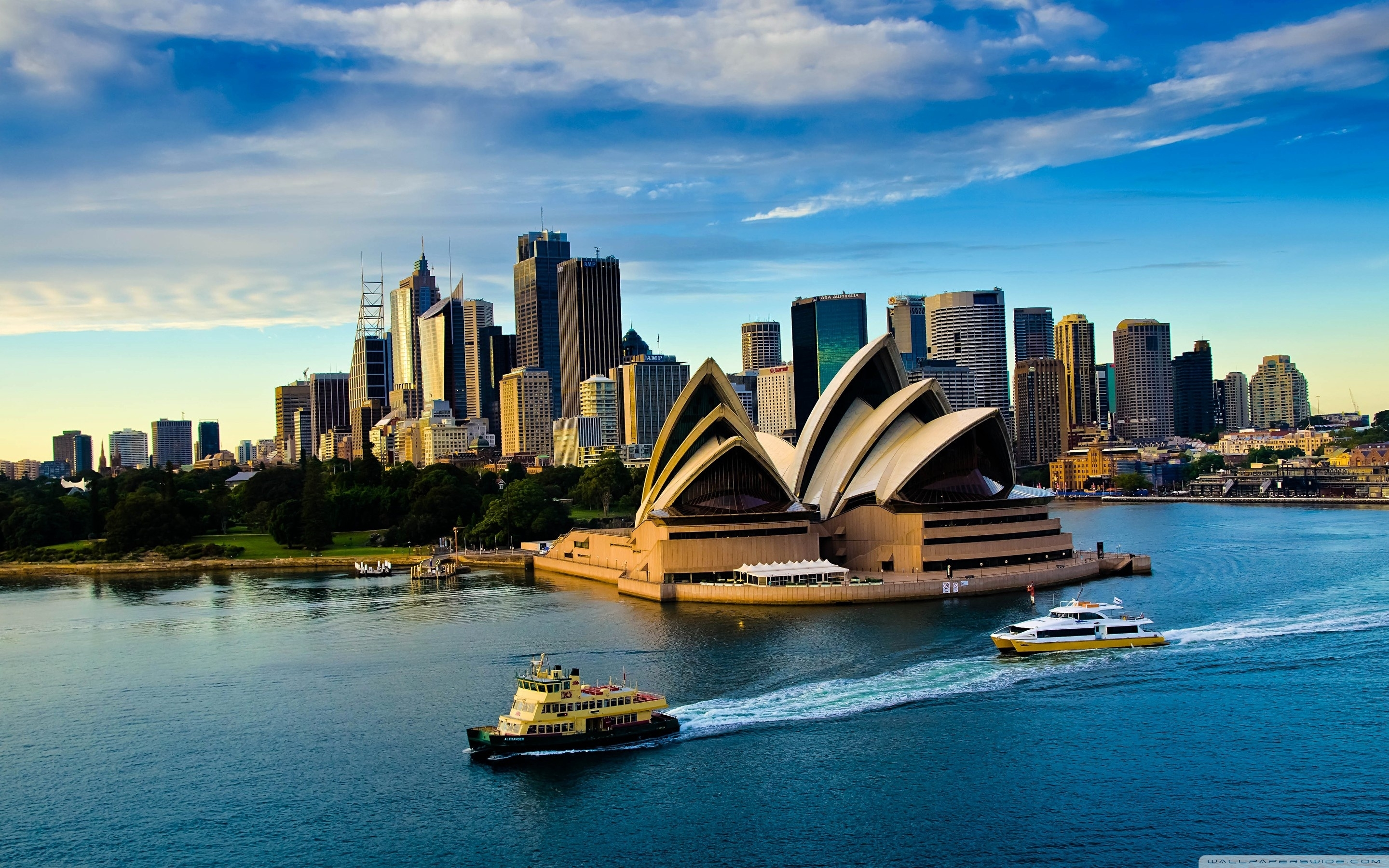 sydney opera house, australia ❤ 4k hd desktop wallpaper for 4k