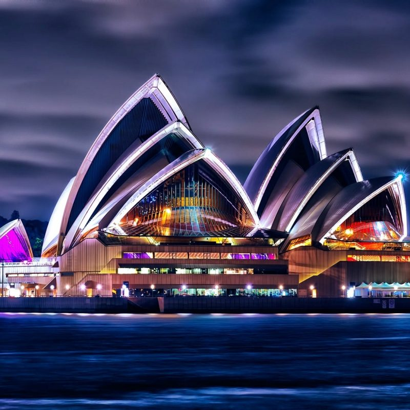 10 Most Popular Sydney Opera House Wallpaper FULL HD 1920×1080 For PC Background 2018 free download sydney opera house night wallpaper wallpaper gallery 800x800