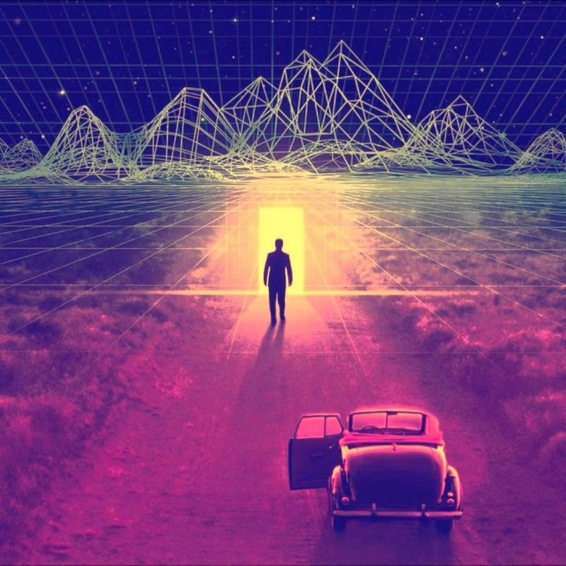 10 Best New Retro Wave Wallpaper FULL HD 1080p For PC Desktop 2021 free download synthwave wallpaper 80 images 800x800