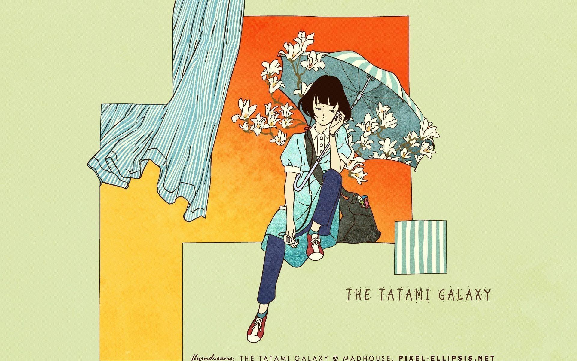 tatami galaxy wallpapers - wallpaper cave