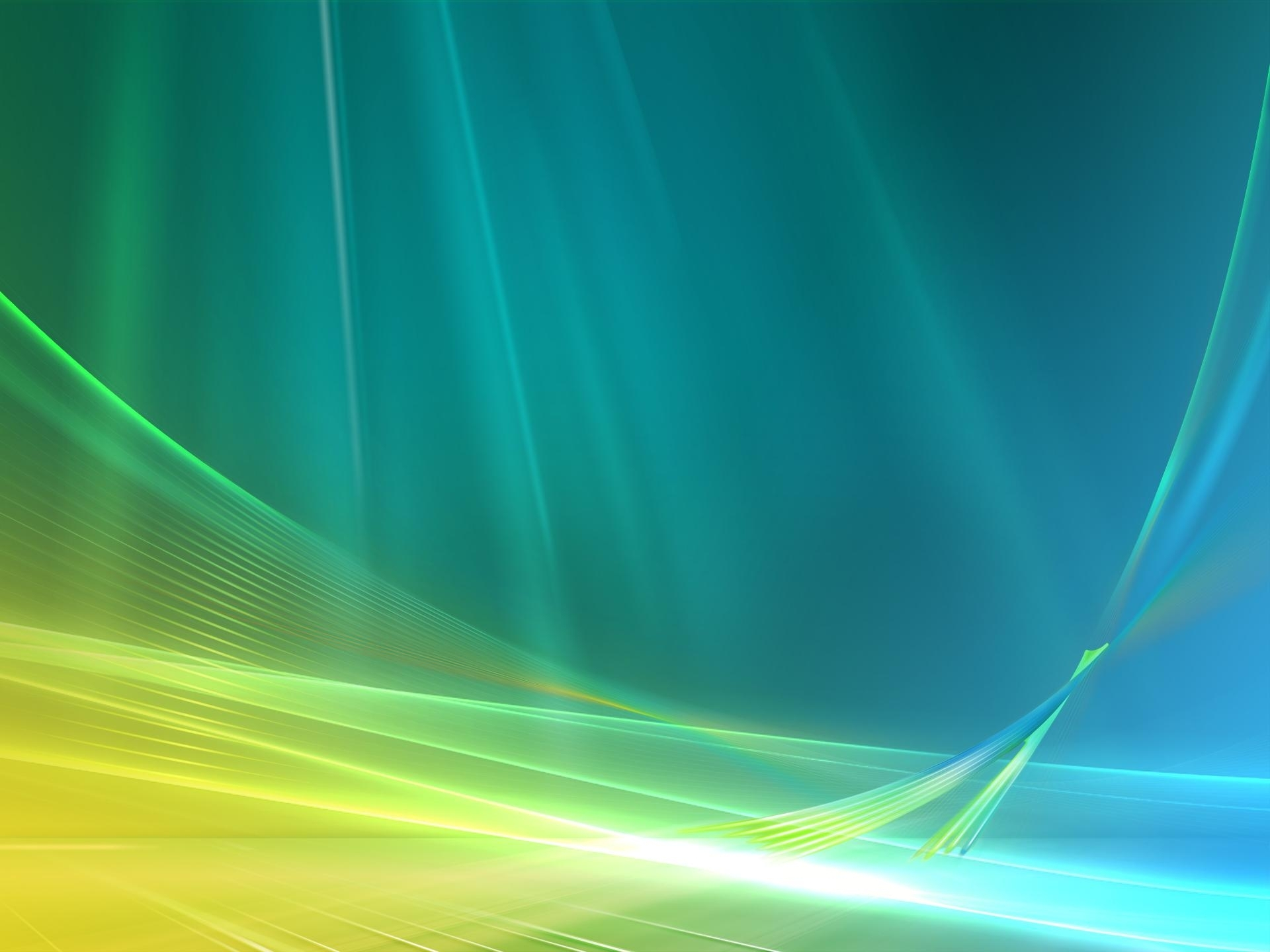 technology green windows vista wallpapers (desktop, phone, tablet