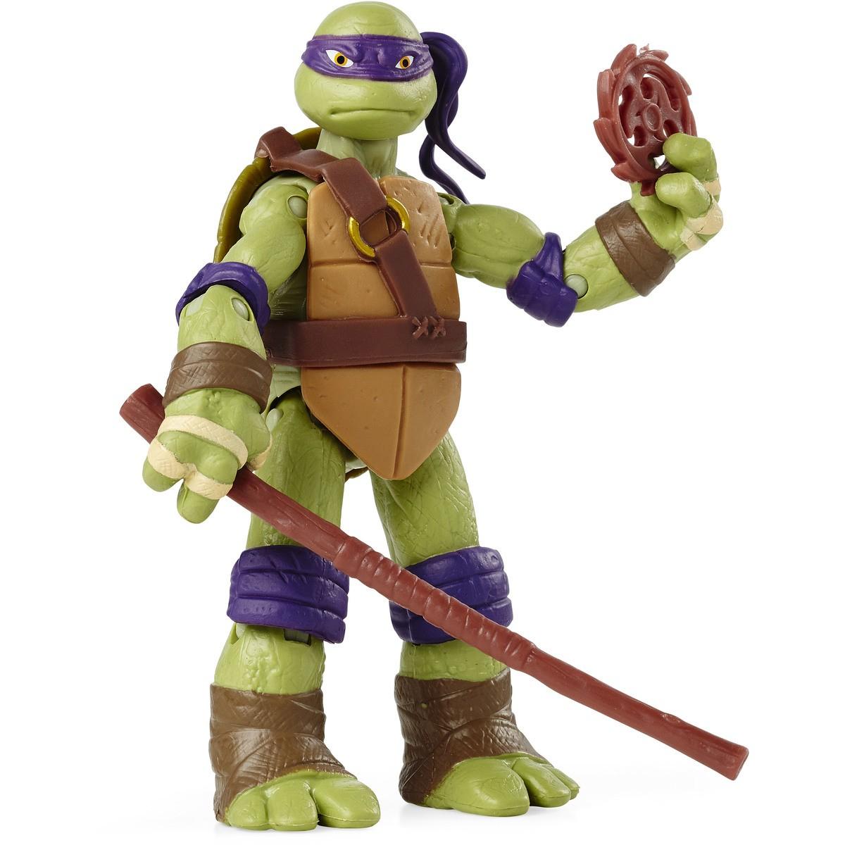 teenage mutant ninja turtles basic figure - assorted* | big w