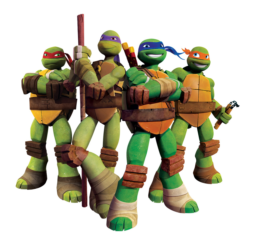 teenage mutant ninja turtles - der aufstieg der turtles - game2gether