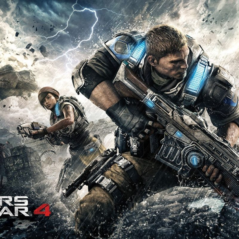 10 Latest Gears Of War Hd FULL HD 1920×1080 For PC Background 2021 free download test gears of war 4 console toi 800x800
