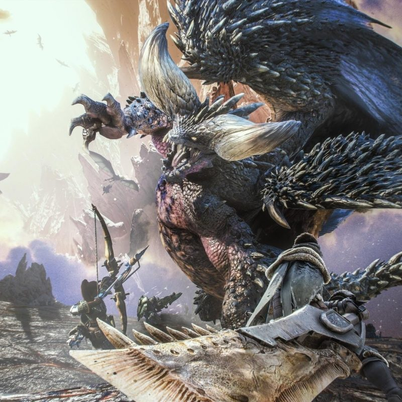 10 Top Monster Hunter World Hd Wallpaper FULL HD 1080p For PC Desktop 2020 free download test monster hunter world monstres et compagnie jvfrance 800x800