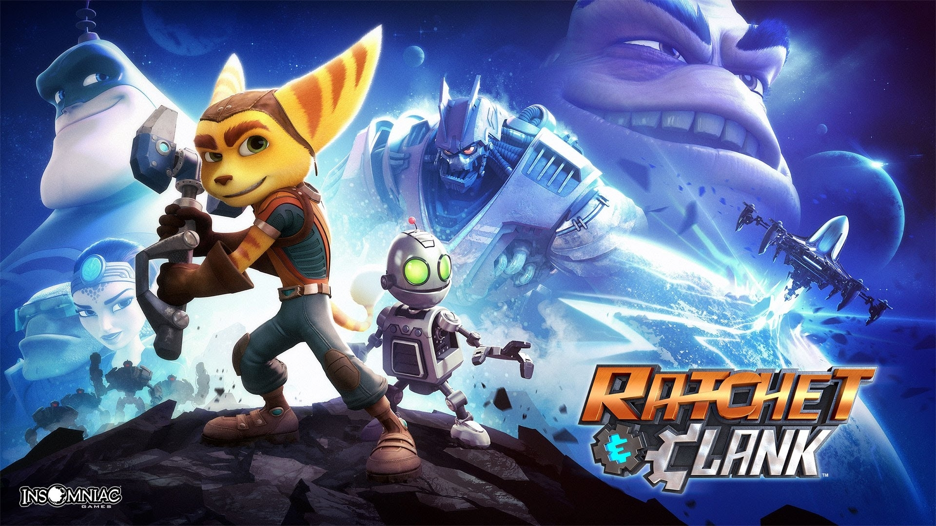 test] ratchet & clank   les gameusesles gameuses