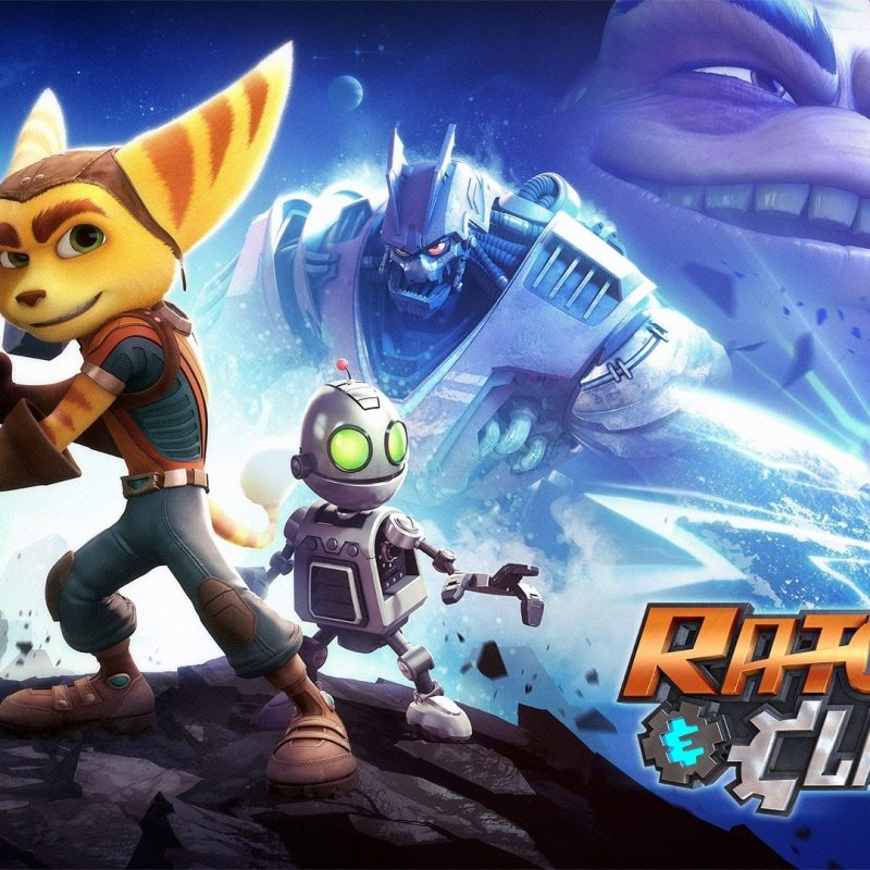 10 Best Ratchet And Clank Movie Wallpaper FULL HD 1080p For PC Desktop 2018 free download test ratchet clank les gameusesles gameuses 2 800x800