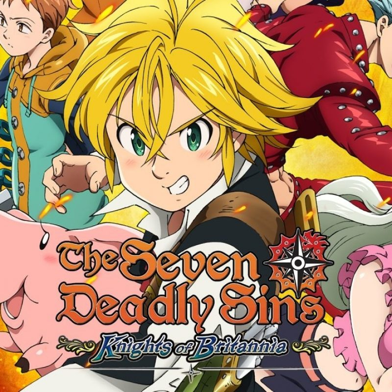 10 New The Seven Deadly Sins Anime Wallpaper FULL HD 1920×1080 For PC Background 2018 free download test the seven deadly sins knights of britannia une adaptation 800x800